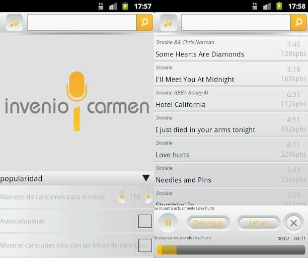 invenio-carmen-android