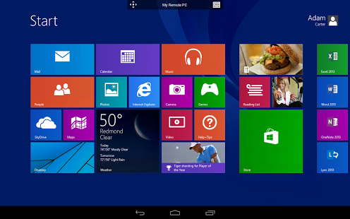windows-remote-android