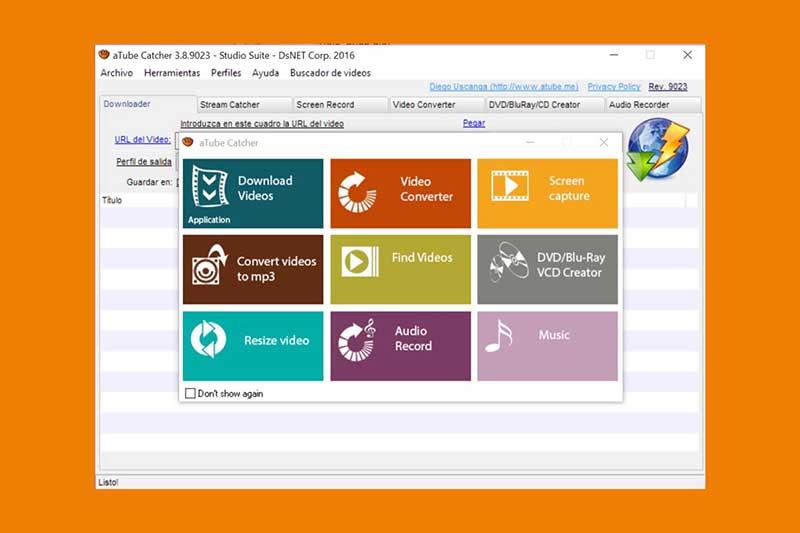 descargar atube catcher 2020 gratis en español para windows 10