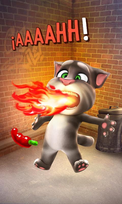 Descargar Talking Tom Cat para Android
