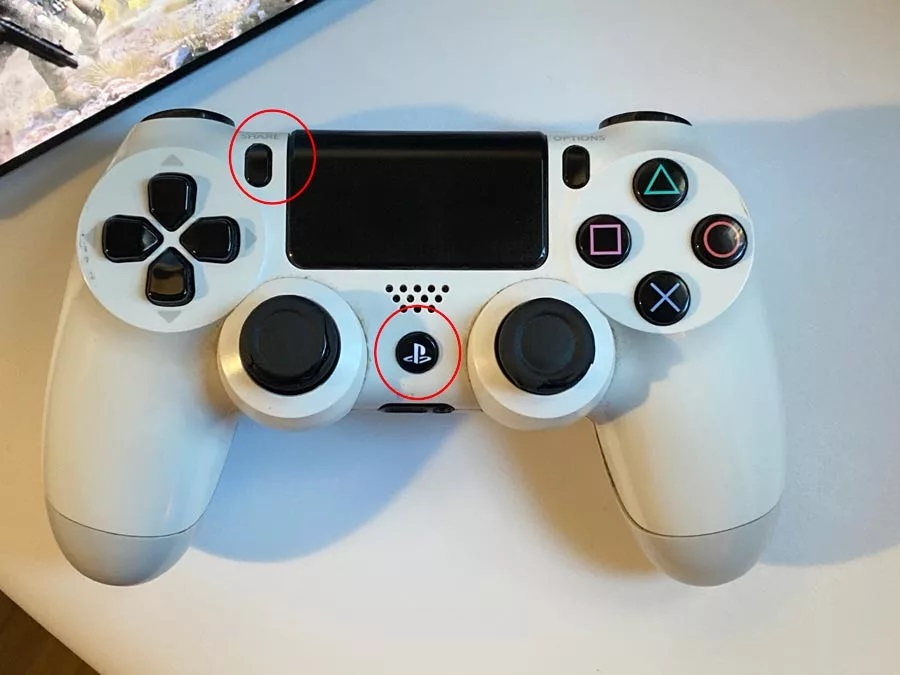 conectar control ps4 a android