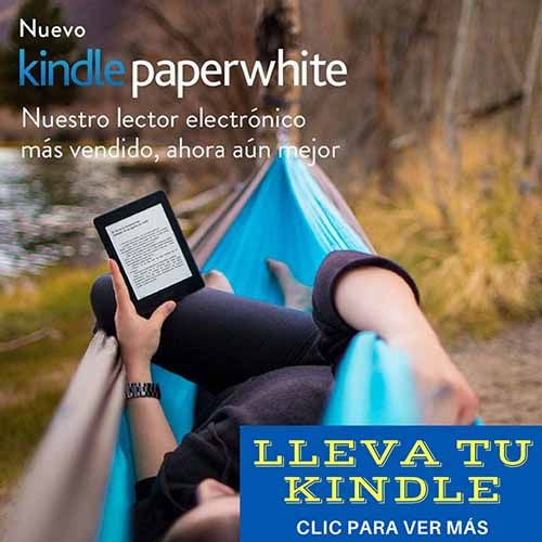 comprar kindle paperwhite en mexico