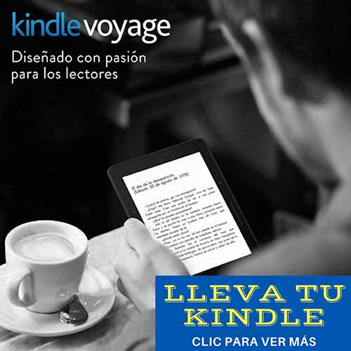 comprar kindle voyage en mexico
